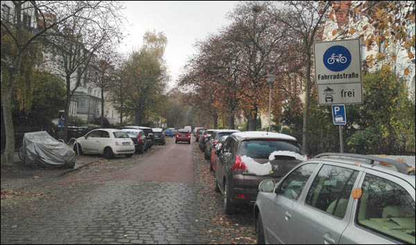 Benquestraße