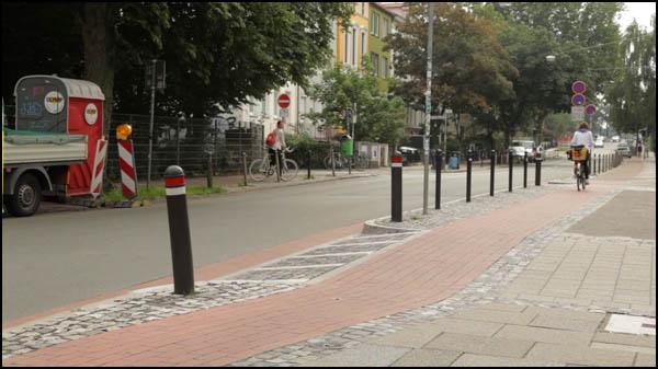 Sielwall cycleway